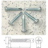 Buy cheap Self -drilling Screws Pan Head Phillips Cross Drie from wholesalers