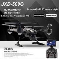 JXD 509G One Key Return 5.8G FPV 2.0MP HD Real-time Aerial Octocopter Drones with Live Camera