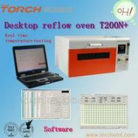 Reflow Oven With Real Temperature Testing