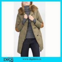 Wholesale Women Wool Coat Winter Liner Trench Overcoat Winter Coat from china suppliers