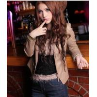 Wholesale ladies's fashion jacket in 2013 spring from china suppliers