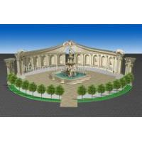Wholesale Monumental Marble Courtyard from china suppliers