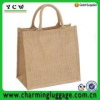 Wholesale Handbag cheap jute tote bag wholesale from china suppliers