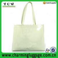 Wholesale PVC shopping bag silicone shoulder bag for woman from china suppliers