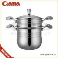 Wholesale Europe style steamer Stainless steel Couscous Pot from china suppliers