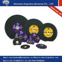 Wholesale Cutting Disc T42 CUTTING WHEEL 230X3X22.23 WITH EN12413 from china suppliers