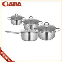 Wholesale surgical steel non stick cookware sets kitchen from china suppliers