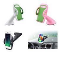Wholesale Mobile Phone Cigarette Car Mount Holder with 2 USB Port and Extra Socket from china suppliers