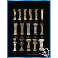 Wholesale Fiberglass architectural elements Gorgeous decoration wedding pillars from china suppliers