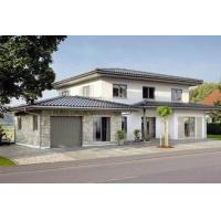 Wholesale Energy Saving Prefabricated Steel Structure Villa , Modern Prefab Villa For Family from china suppliers