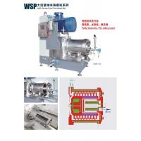 WSP-60 Big flow Superfine Nano mill