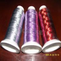 Wholesale MS Type Metallic/Embroidery Yarns Anti-Bacteria Machine Embroidery Thread for Knitting 02 from china suppliers