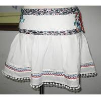 Wholesale Embroidery Woven Skirts Mini Skirts from china suppliers