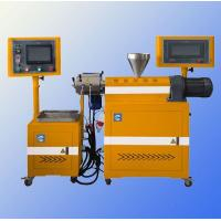 Wholesale Filter testing machine SY-6216-BGLab single screw extruder/Filtrability test from china suppliers