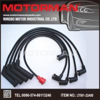 Wholesale Auto Bearing Spark Plug Wire 27501-22A00 FOR HYUNDAI from china suppliers