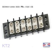 Feed Though Terminal Block Home Three-Phase Terminal Block KT2 300V 400V 660V 30A