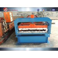color steel panle roof sheet rolling machine