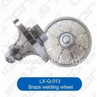Wholesale Diamond tools Braze welding wheel from china suppliers