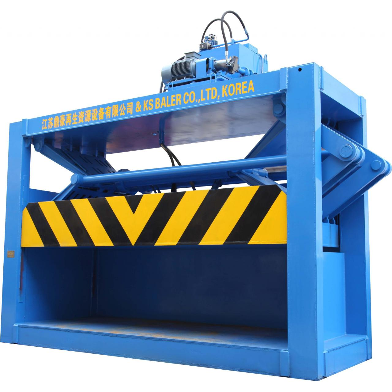 Wholesale QYB1000 Scrap Car Baler from china suppliers
