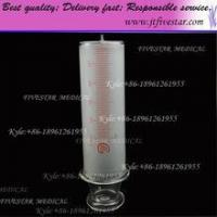 Wholesale 1000ml. Glass Syringe With Glass Luer Slip Tip from china suppliers