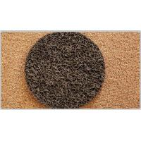 Buy cheap Flat wheel/Strip disc with hole(black) from wholesalers