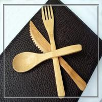 Wholesale Bamboo spoon Naturecolorcute&nb from china suppliers