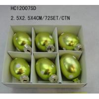 Wholesale GLASS EASTER DECORATION from china suppliers