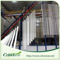 Wholesale Manufactured in China White Color Vertical Complete Powder Coating Line from china suppliers