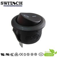 Wholesale KAN-B2-SW25P71V-B 2 pins ON-OFF SPST rocker switch used for panasonnic vacuum cleaner from china suppliers