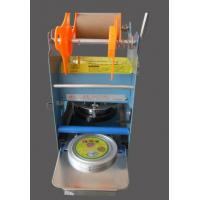 Buy cheap Food Packing Machine Manual Bubble Tea Cup Sealer from wholesalers
