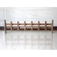Wholesale Imitation wood PVC lawn fencing from china suppliers