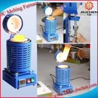 Wholesale portable gold melting furnace Portable Electronic Gold Melter JC-K-220-2 from china suppliers