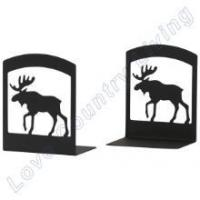 Wholesale Bookends Moose Bookends from china suppliers