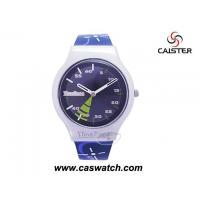 Wholesale Swatch style alloy child watch from china suppliers