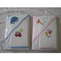 Wholesale bedding textiles Productterry hooded towel from china suppliers