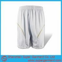 Wholesale Basketball shorts Running sport polyester Shorts Summer Apparel from china suppliers