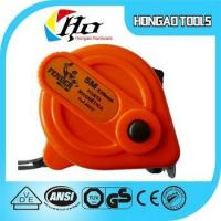 Buy cheap new abs case measuring tape without rubber covered height measuring tape from wholesalers