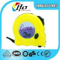 Buy cheap Hot sell new salable 3m 5m 7.5m 8m 10m rubber covered steel tape measuring from wholesalers