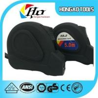 Buy cheap HA JI measure tape 5.0M /19mm novelty tape measure with Magnet from wholesalers