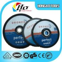 Buy cheap Abrasive cutting wheel,Abrasive Wheel for Portable High Speed Saws, from wholesalers