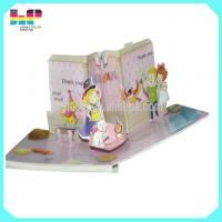 China Book Printing Pop Up Book Printing on sale