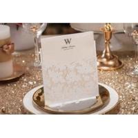Wholesale luxurious words wedding invitation card from china suppliers