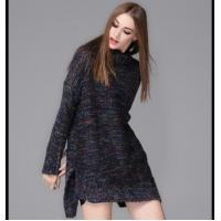 Wholesale Latest collar fashion Lady knitted women sweater from china suppliers