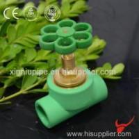 Wholesale PPR Germany Style Fittings Stop Vlave from china suppliers