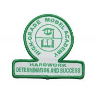Wholesale Customised Woven School Badges from china suppliers