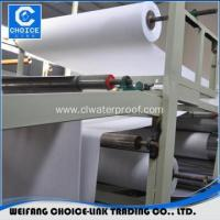 China Fabric reinforced TPO waterproofing Membrane on sale