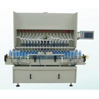 14 heads foamy liquid filling machine anti corrosive linear
