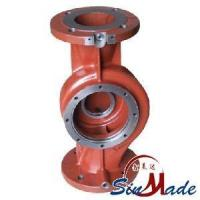 Auto Parts Ductile-Iron-Casting-Pump-Parts