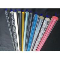 Wholesale best price new style colored acrylic stick/clear acrylic rod with colored wholesale from china suppliers