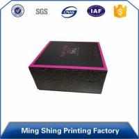 China For earings/Watch/Jewelry For earings/Watch/Jewelry, Luxury Clamsh and with ribbon jewellery boxes on sale